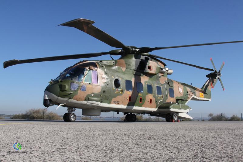 Agusta Westland EH-101 Merlin Mk516